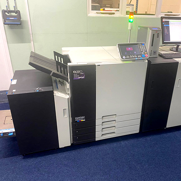 Propack's RISO printers have arrived!